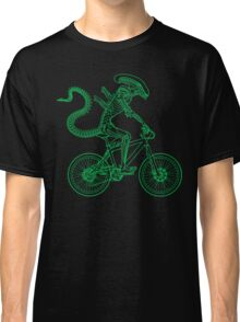 Alien Ride Classic T-Shirt