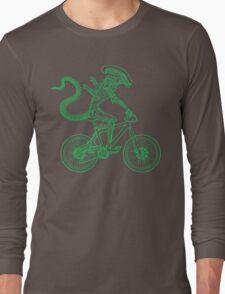 Alien Ride Long Sleeve T-Shirt