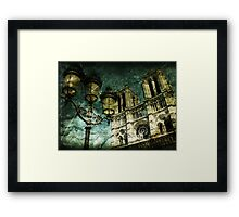Reinvented History Framed Print