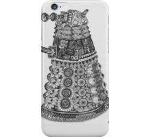 Dalek Pattern iPhone Case/Skin