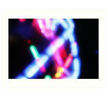 glow sprinkles Art Print