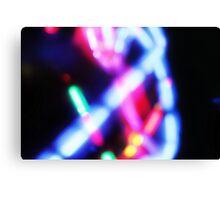 glow sprinkles Canvas Print