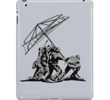 Raising the Line iPad Case/Skin