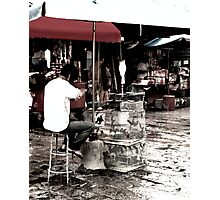 Kuah Hin Temple, Georgetown - Penang Photographic Print