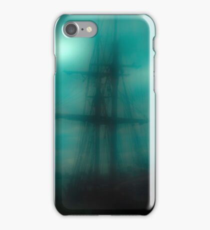 Dangerous Waters iPhone Case/Skin