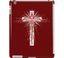 The Lily of the Valley on Cross iPad Case/Skin