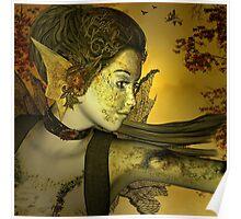 Topaz the Dragon Fairy Poster