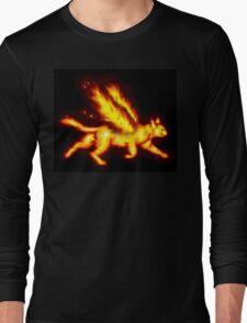Pyro The Kitty Cat Long Sleeve T-Shirt
