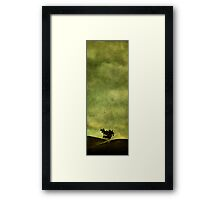 Chartreuse Framed Print
