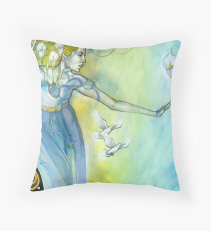 Witness (Heartland) Throw Pillow