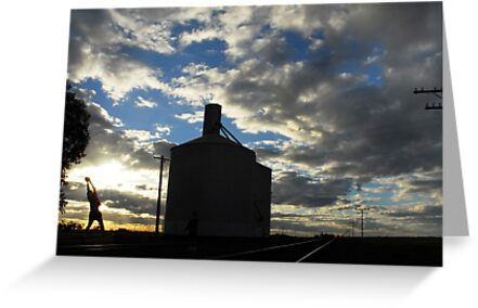My Wimmera by Donna O'Connor