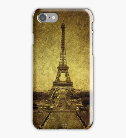 Dignified Stature iPhone Case/Skin