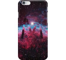 M Galaxy iPhone Case/Skin