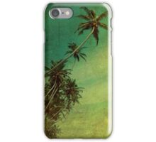 Tropical Vestige iPhone Case/Skin