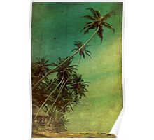 Tropical Vestige Poster