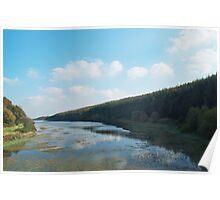 Beaver Dyke Reservoir Poster