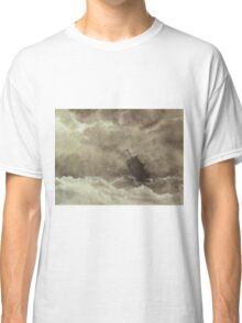 For Those In Peril On The Sea Classic T-Shirt
