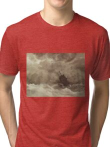 For Those In Peril On The Sea Tri-blend T-Shirt