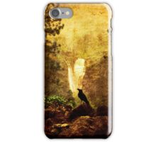 Felt Mountain iPhone Case/Skin