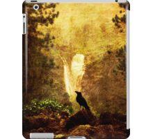 Felt Mountain iPad Case/Skin