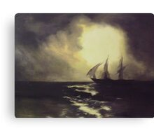 Mary Celeste Canvas Print