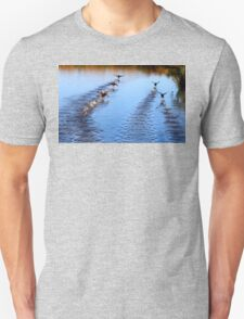Running On Water Unisex T-Shirt