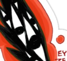 Eyes of Zenith Sticker
