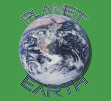 Planet Earth  Kids Clothes