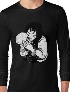 SKULL X GIRL Long Sleeve T-Shirt