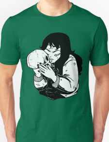 SKULL X GIRL Unisex T-Shirt
