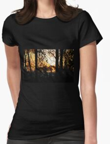 Sunset Behind The Scenes T-Shirt
