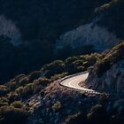 Curve to nowhere by Chris Heising