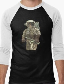 Space Cat with Saxophone T-Shirt