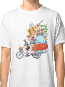 Life on the Move Classic T-Shirt