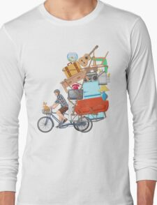 Life on the Move Long Sleeve T-Shirt
