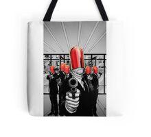 Red Hood Gang Tote Bag