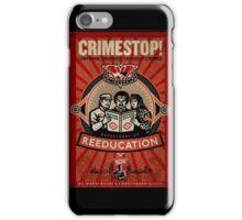 INGSOC 1984 Thoughtcrime iPhone Case/Skin