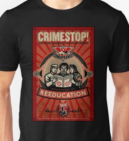 INGSOC 1984 Thoughtcrime Unisex T-Shirt