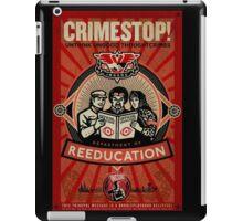 INGSOC 1984 Thoughtcrime iPad Case/Skin