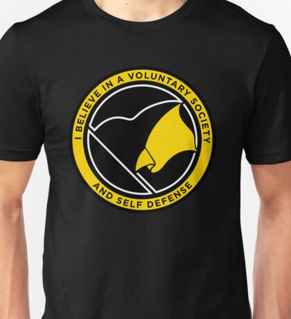 Voluntary Society Unisex T-Shirt