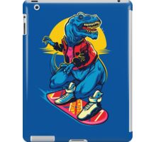 Rex to the Future iPad Case/Skin