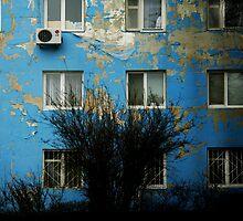 a geography class by Nikolay Semyonov