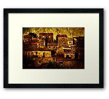 Neighbourhood Framed Print