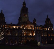 Glasgow City Chambers by ElsT