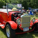Ford 1927 Roadster by John Schneider