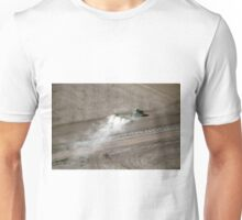 Tractor working the land Unisex T-Shirt