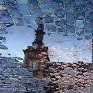 """Reflection of """"Palza Mayor"""" Madrid, Spain by Mariano57"""