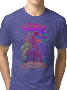Welcome to Moonside Tri-blend T-Shirt