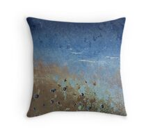 The sky is falling Throw Pillow