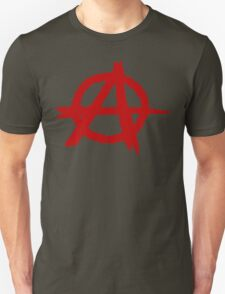 Anarchy Symbol T Shirt T-Shirt